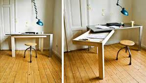 Folding Dining Table For Small Space Folding Dining Tables Smart Furniture