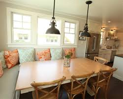 Coastal Cottage Kitchen Design - interior photos of kitchens and breakfast nooks full home living