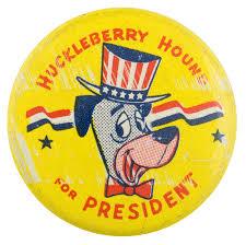 the huckleberry hound show huckleberry hound for president stars and stripes busy beaver