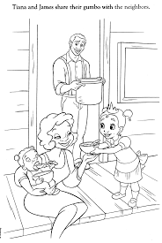38 best the princess and the frog coloring pages images on