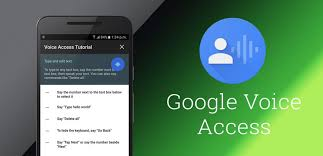 the voice apk voice access 2 1 apk for android version