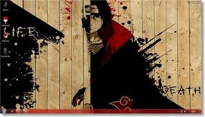 download themes naruto for windows 7 ultimate windows 7 anime themes naruto akatsuki theme wallpapers for windows