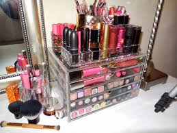 new makeup vanity and organization lamps home goods acrylic