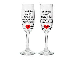 wedding sayings for and groom wine glasses with sayings and groom wine glasses wedding