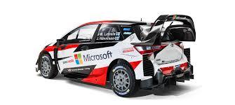 car details wrc wrc toyota gazoo racing
