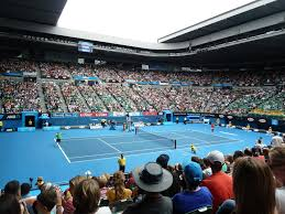 Rod Laver Floor Plan The Rally Cap Opinions And Information On Soccer Baseball And