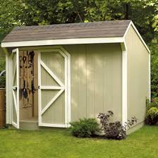 How To Build A Small Backyard Storage Shed by Design And Build A Foundation For Your Storage Shed 1 Rona