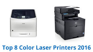 8 best color laser printers 2016 youtube