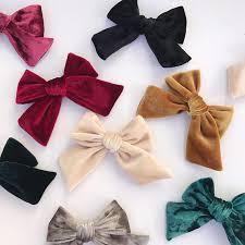 velvet bows velvet hair bow baby bows velvet baby bow velvet bows velvet