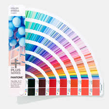 Pantone Color Pallete The Pantone Color Bridge Coated Guide For Pms Color
