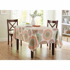 Patio Party Vinyl Tablecloth by Party City White Round Tablecloths Tablecloth Pinterest