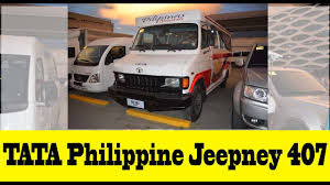 philippine jeepney tata philippine jeepney 407 a new breed of modern philippine