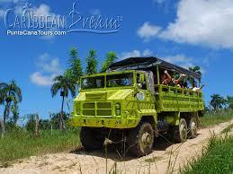 punta cana super truck safari punta cana