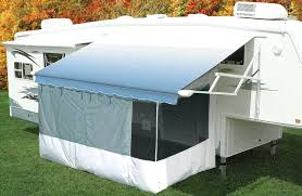 Rv Awnings Electric Electric Vista Shade For Electric Rv Awnings Rv Awning Screen Room