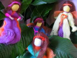 the joy of my life and other things kids crafts felted fairy