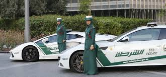 lamborghini bike dubai u0027s lamborghini police cars and bikes are ecological opposites