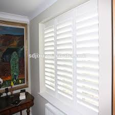 Plastic Plantation Blinds 21 Best Pvc Shutter Images On Pinterest Smooth Classic White