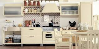 charming country kitchen retro style vintage kitchen designs