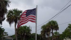 Rv Flag Poles Homemade 14 U0027 Flagpole For Beachside Living Youtube