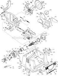 craftsman table saw parts model 113 dewalt dw744 parts list and diagram type 3 ereplacementparts com