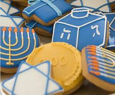 gorgeous hannukah cookies from eleni u0027s in nyc you can order them