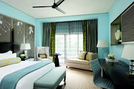 Decorating Bed In Front Of Window Ocean Front Guest Room Grand Cayman The Ritz Carlton Grand Cayman