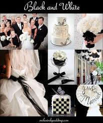 black and white wedding the 10 all time most popular wedding colors popular wedding