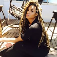 fake dreadlocks black women styles on the dread tip faux locs potent magazine