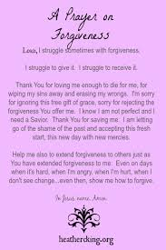 25 bible verses prayer forgiveness u2013 heather king