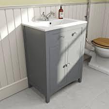 Cloakroom Furniture Vanity Units Grey Bathroom Vanity Unit Bathroom Decoration