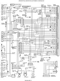 pontiac wiring diagram wiring schematic for 1995 pontiac