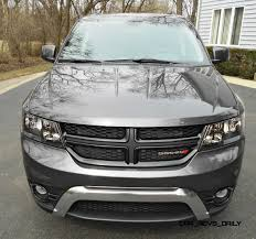 Dodge Journey Off Road - 2015 dodge journey crossroad awd review