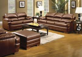 Modern Brown Leather Sofa Saddle Brown Leather Sofa Leather Sectional Sofa