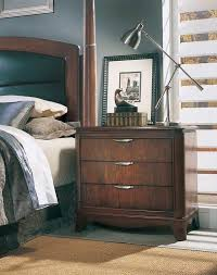 American Drew Nightstand American Drew Advocate Bedroom Collection B851 At Homelement