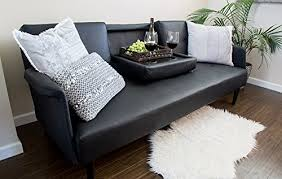 Futon Leather Sofa Bed Leather Sofa Bed Leather Sofa Bed With Tray And Cup Holders