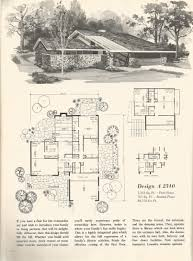 vintage house plans 1970s contemporary designs part 2 antique