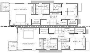 modern floor plan a solution for small house floor plans