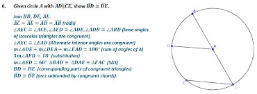 Interior Angles In A Circle Geometry Geometric Proof Two Parallel Lines In Circle Prove