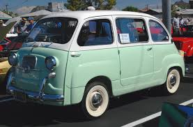 fiat multipla 600 a fiat van huh the off topic lounge model cars magazine forum