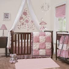 Pink And Gray Nursery Bedding Sets by Mini Crib Bedding Set Love Birds Mini Crib Blanket Love Bird