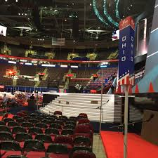 2016 republican national convention delegate seating chart