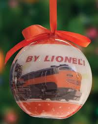 lionel trains lionel 9 21013 classic lionel ornament gift box 24