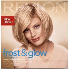 silver hair frosting kit amazon com revlon frost glow honey highlighting kit hair