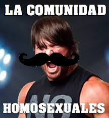 Gay Wrestling Meme - the gay community 21 professional wrestling know your meme
