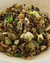 thanksgiving recipes brussels sprouts with bacon and figs