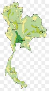 thailand vector map map of thailand png images vectors and psd files free