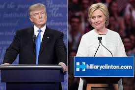 hillary clinton and donald trump will spend election day guarded