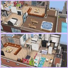 the sims freeplay house guide part four penthouse apartments