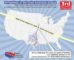 Map Of Kansas City Mo Kansas Eclipse U2014 Total Solar Eclipse Of Aug 21 2017
