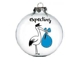 expecting ornament expecting baby ornament were expecting